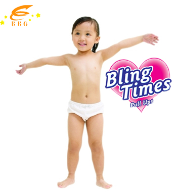 Bling times pull ups baby diapers