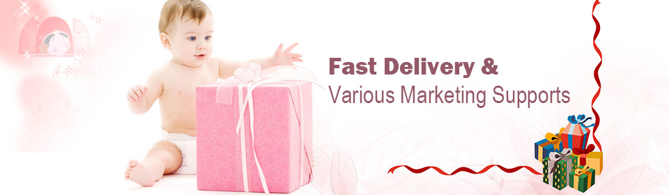 BBG fast delivery