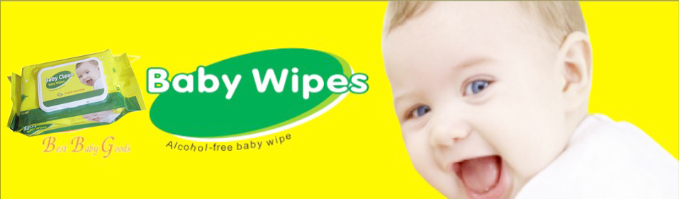 BBG Disposable baby wipes