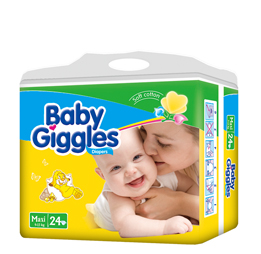 BBG Baby Giggles Diapers Manufacturer