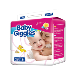 Baby Giggles Diapers Wholesale