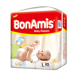 BonAmis Natural Baby Diapers
