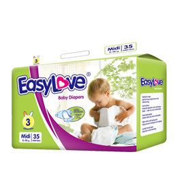 Easy Love Disposable Diapers Wholesale