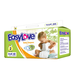 Fujian Easy Love Baby Diapers
