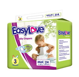 Easy Love Baby Boy Diapers