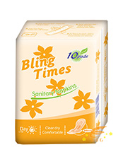 Bling Times Sanitary Pads Brands