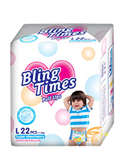 Bling Times Baby Pull Up Diaper Wholesale