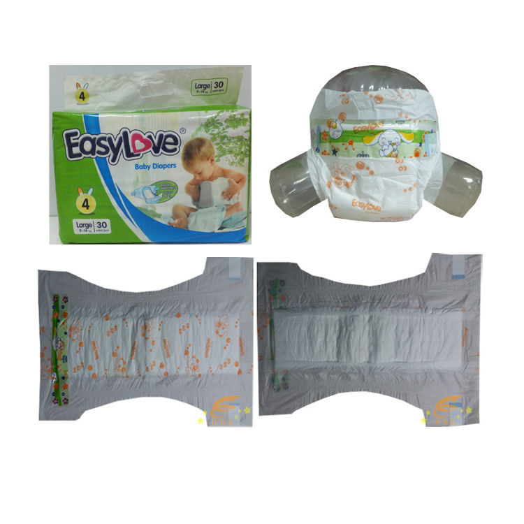 Made in china sleepy disposable baby diapers at wholesale prices