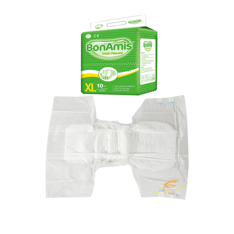Wholesale free samples disposable adult diaper in bulk