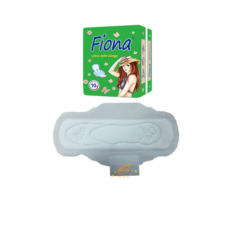 Wholesale day use 240mm female sanitary napkin  in bales best price manufacturer in China