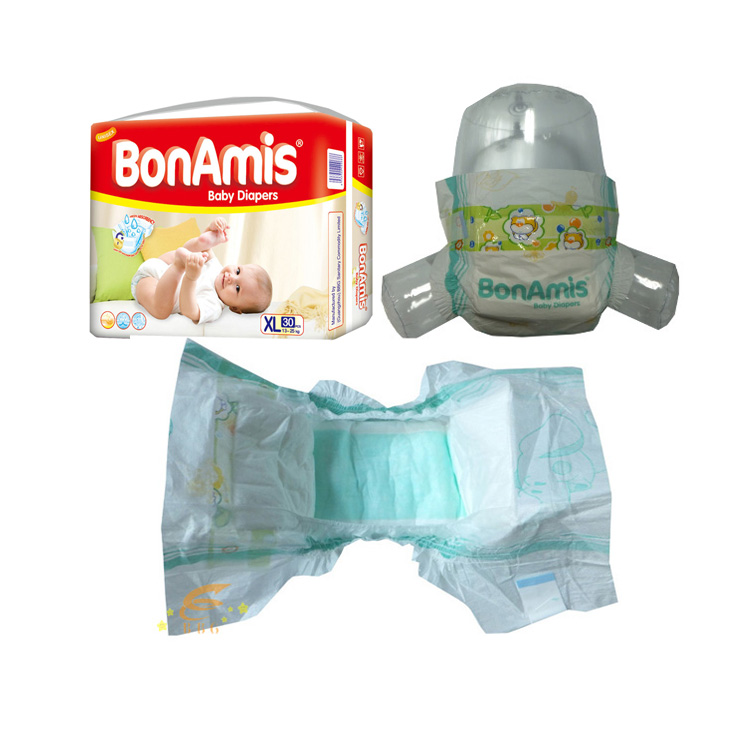 Disposable Baby Diaper China Manufacturer, Happy Nappy Diaper For Baby