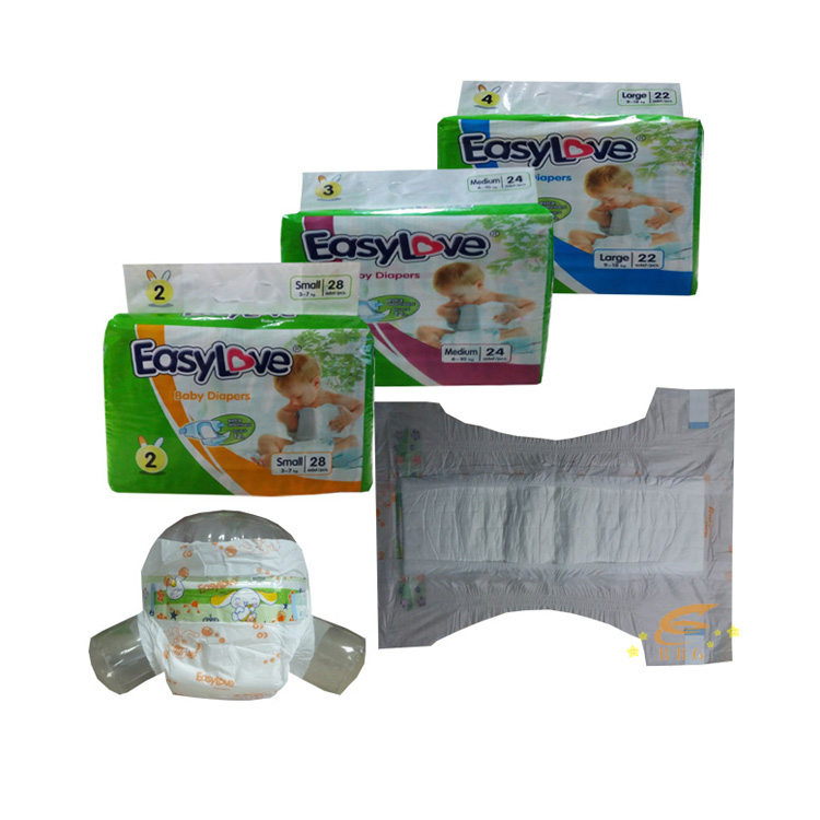 Easy Love Baby cheap Baby Diapers manufacturers Turkey