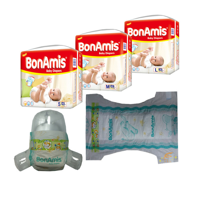 BonAmis Love Baby Nappy Best Selling Sleepy Baby Diaper