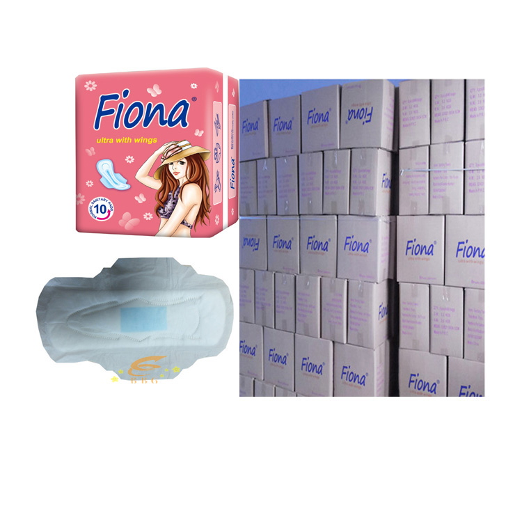 High quality Night-use 280mm Regular Thick Sanitary Napkins and Lady Regular Sanitary Pads with Leak