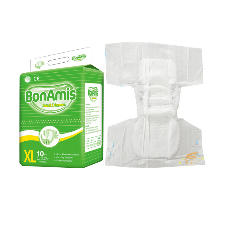 Premium Quality diapers adult products Soft and Dry Clothlike disposable adult diapers