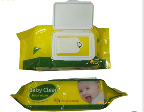 Baby Clean wet wipes manufacturer cheap baby skin care wet wipes