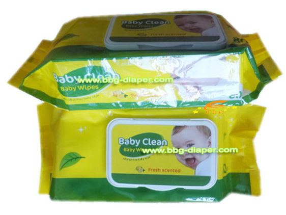 Wholesale super breathable soft best quality soft baby wet wipes