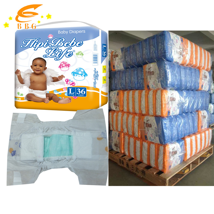 Loading factory price baby diapers low price baby daipers best selling products super soft disposabl